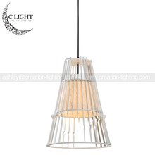 Simple E27 Wooden Pendant Lamp Lighting Factory Wholesale Price