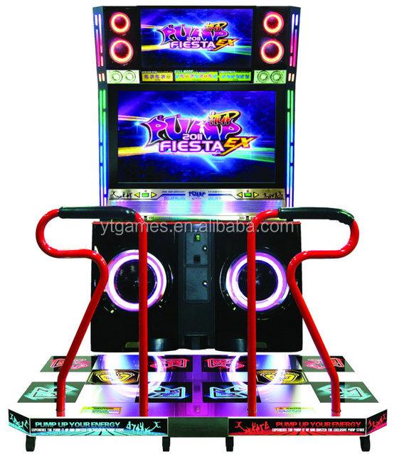 Танцевальный Игровой Автомат Купить