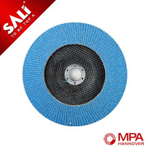 Free sample available abrasive flap wheel adhesive for flap disc