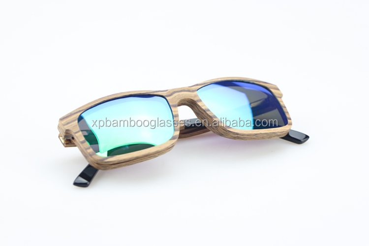 2018 new design made in china wood magnetic clip-on frame eyewear