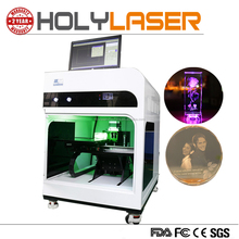 3D Crystal Inside Glass Subsurface Engraving Laser Engraving Machine Price