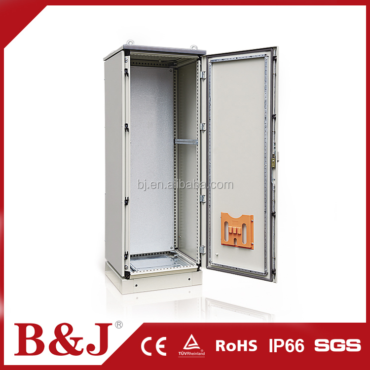 B&J Customized IP55 Metal Distribution Electrical Junction Box Knock Down Cabinet