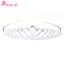 Factory selling good quality bulk buy wedding jewelry accessories tiaras