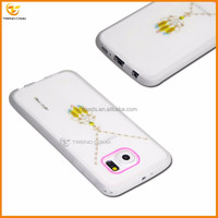 alibaba express for samsung s6 mobile phone color prints tpu cover case