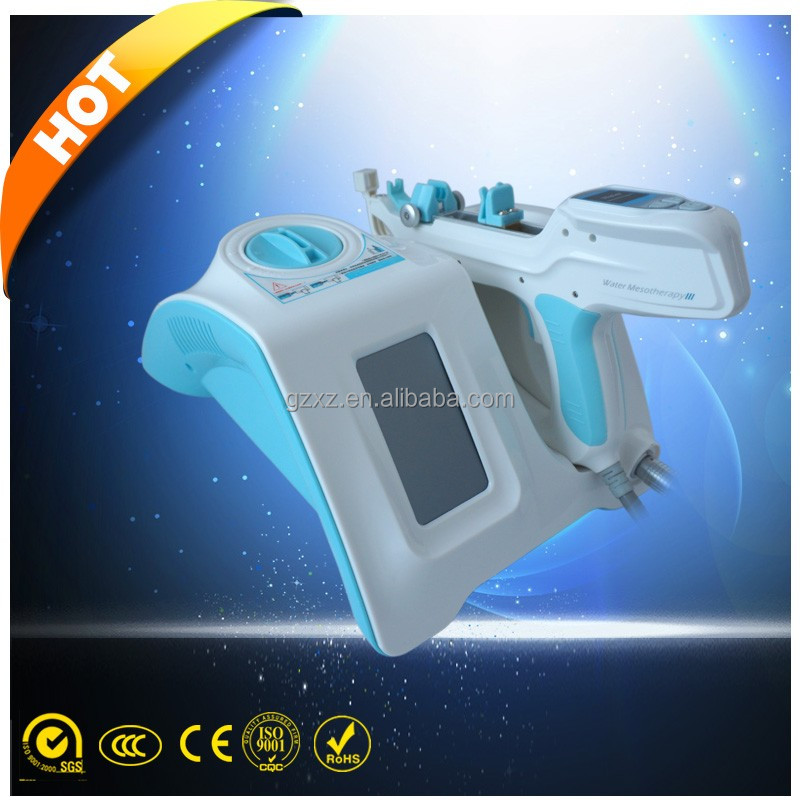 portable home use mesotherapy injection gun/5 needles meso therapy gun/mesotherapy gun