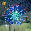 Waterproof Strong led firework light from china for outside decor
