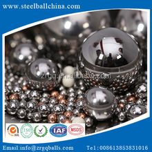 Zhong Rui Steel Ball 1/8'', 5/32'', 3/16'',1/4'' Carbon steel bearing balls for casters