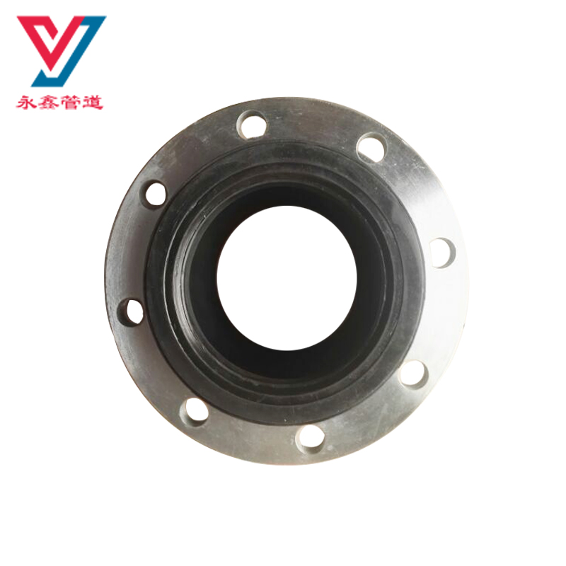 High pressure epdm rubber expansion joint flange type flexible pipe fittings