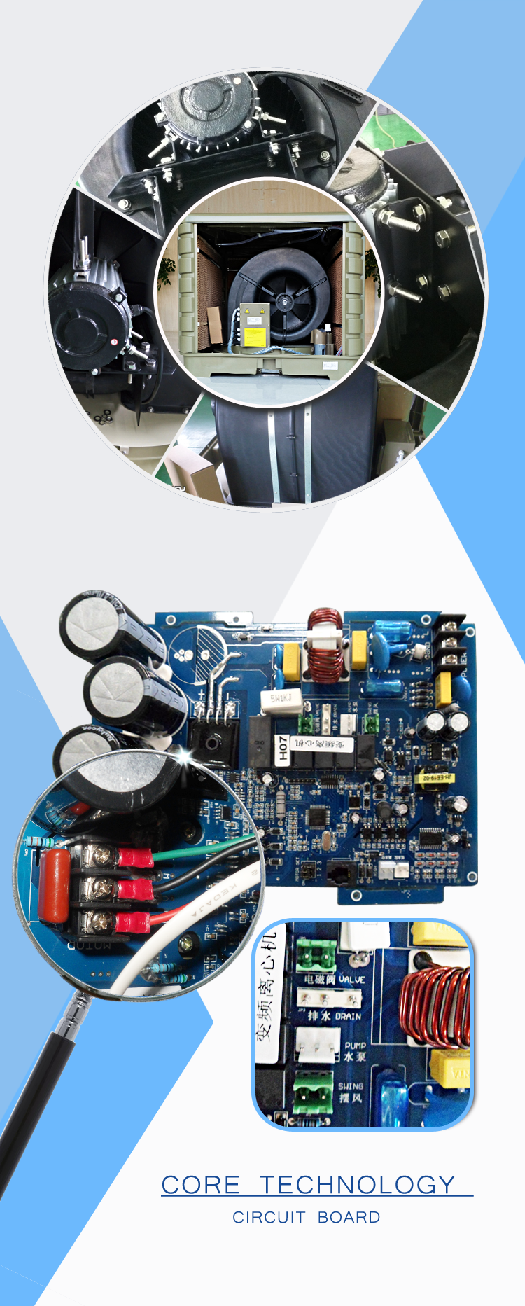 Cheap And Low Price Wall Bracket For Air Conditioner Outdoor Unit Ac Circuit Board Prices Evaporative Cooling System