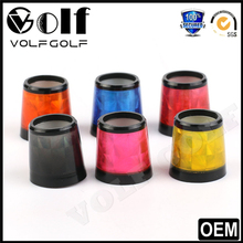 Laser Colorful Golf ferrule for Woods and Irons Shaft
