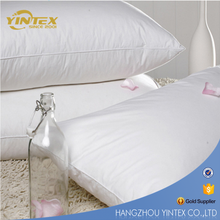 Custom soft sleeping down feather pillow