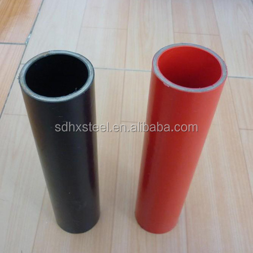 Biogas and gas used epoxy resin and polyethylene coated steel pipe