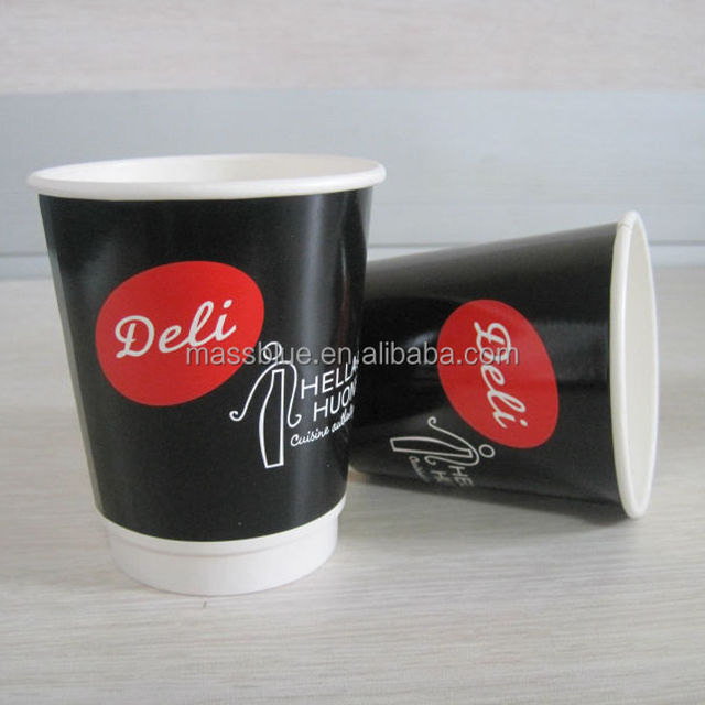 Biodegradable Hot Coffee Paper Cup