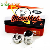 Authentic Sigelei Moonshot RTA slim shape with super power Moonshot Tank Sigelei