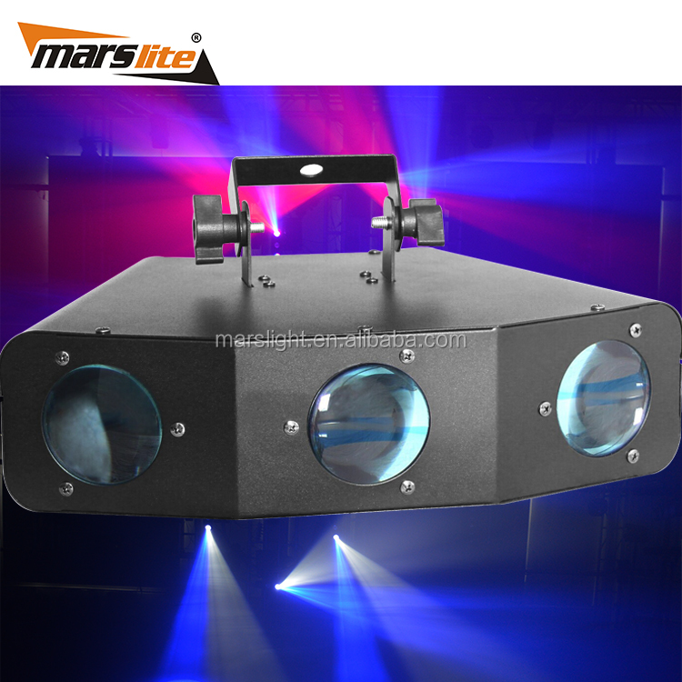 led star effect stage lighting RGBWA single colors led star effect stage lighting laser rain effect stage light