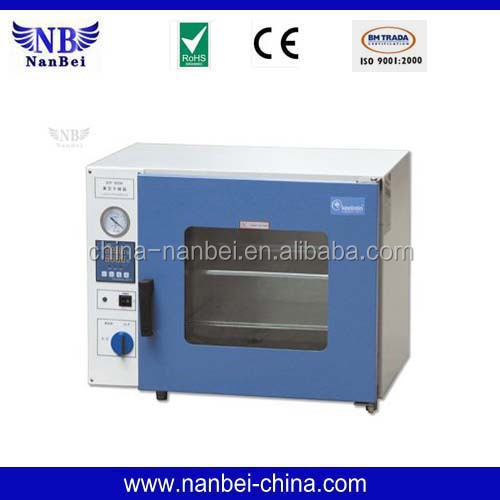 portable electrode drying oven with digital display microprocessor temperature controller