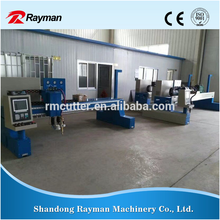 chinese Gantry Type CNC Plasma Cutting Machine,steel plate cutting and drilling machines factory price