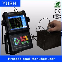 Portable ndt ultrasond examination ultrasonic flaw detector