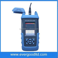 8km with USB TY-1000 Handheld TDR Cable Fault Locator