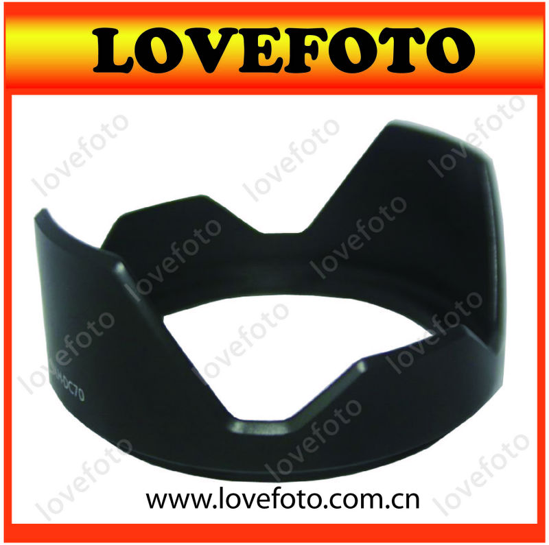 Wholesale Camera LH-DC70 Lens Hood for Canon Powershot G1X G1 X