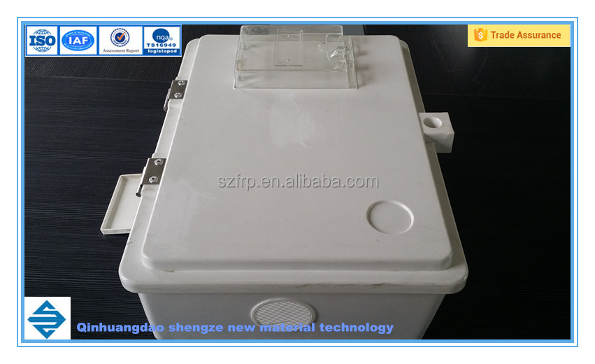 GRP meter box ,FRP outdoor water meter box , SMC water meter box