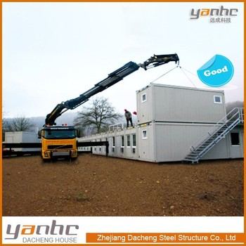 Construction Site Container House for Living