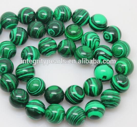 2015 composite malachite 8mm most people love beautiful strand