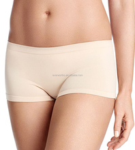 Low Rise Seamless Boyleg Panty for women