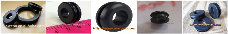OEM sealing 3mm rubber grommet