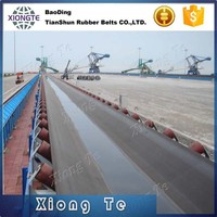 shijiazhuang import and export co Nylon conveyor belt with nylon fabric layers