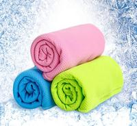 High quality soft Eco-friendly ice towel cooling towel