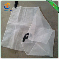 (Factory directly sell) high quality HDPE date net bag, date palm mesh net bag