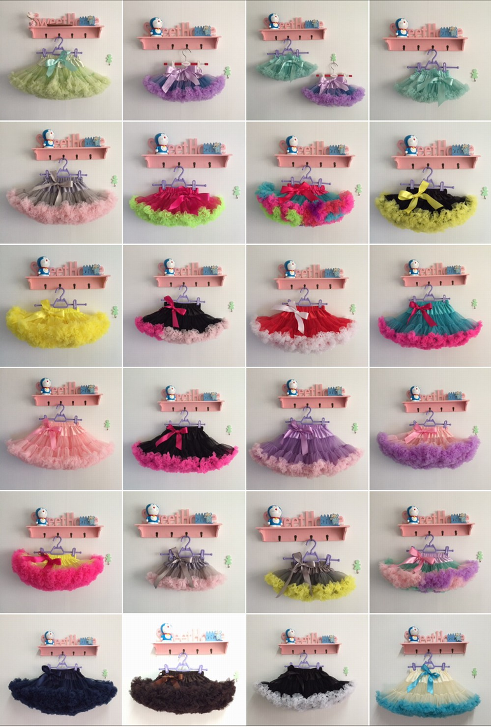 fashion girl pettiskirt ,dance dress tutu skirt
