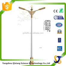 30m high mast lighting pole steel pole price galvanized street lighting lamp pole 8 m