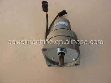 Hitachi EX200-3,EX200,EX200-5 excavator stepping motor, EX200-5 Throttle Motor, 4614911,4360509,4257163