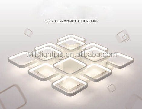 TG Tools manufacturer Metal+ Acrylic Indoor Modern Pendant Light Best price high quality