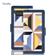 For Galaxy Note 8 Leather Case,Leather Wallet Flip Folio Magnetic Protective Cover With Card Slots For Samsung Galaxy Note 8