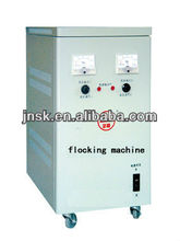 flocking machine 960w nylon flock machine