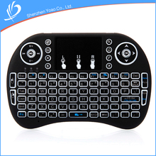 Glow In The Dark English Touch Screen Mini Computer Gamer Keyboard