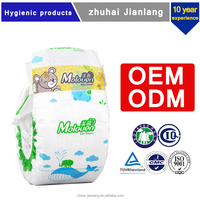 Disposable baby diapers wholesale manufacturer with oem design