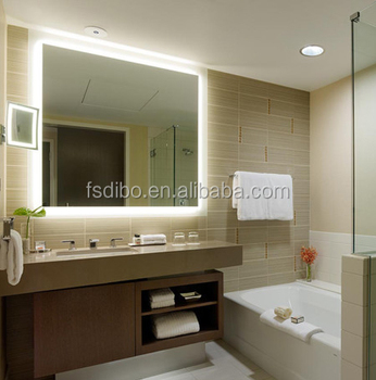 OEM LED Lighted Wall Mirror