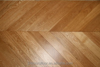 prefinished teak wood herringbone parquet flooring