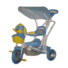 Hot sale dog head new design baby tricycle for children