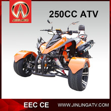 250cc water cooled EEC Reverse ATV Trike