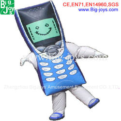 giant inflatable phone,inflatable cell phone advertising