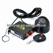 GSM/GPRS/GPS Vehicle 106 Tracker with camera, real-time positioning