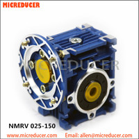 Hangzhou 90 Degree worm drive right angle gearbox