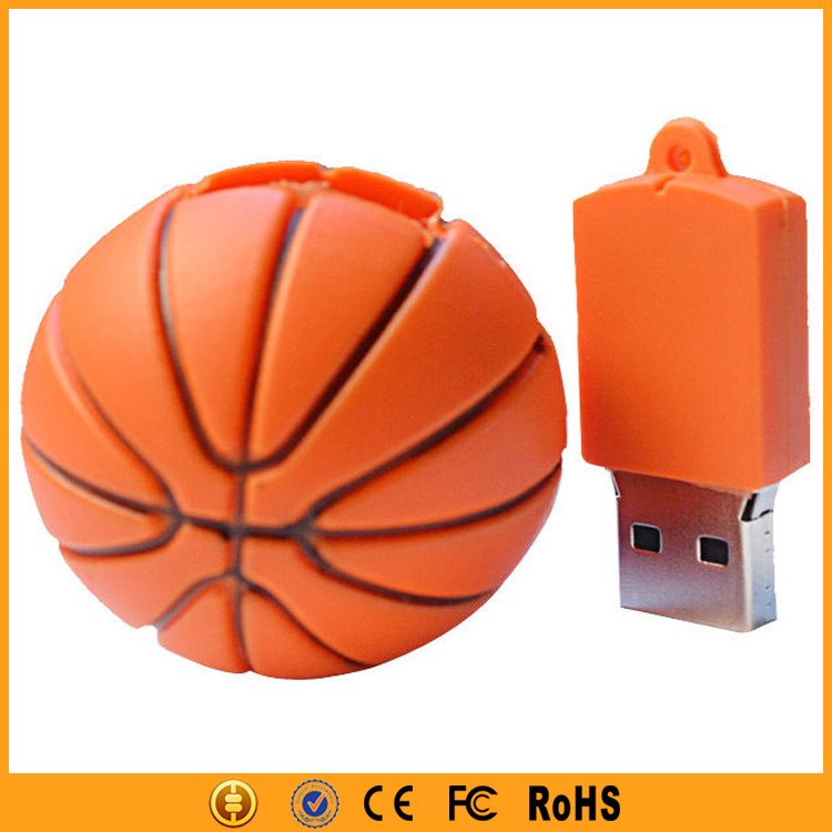 Unique Basketball Memory Stick Personalized USB Flash Drive 16GB 32GB