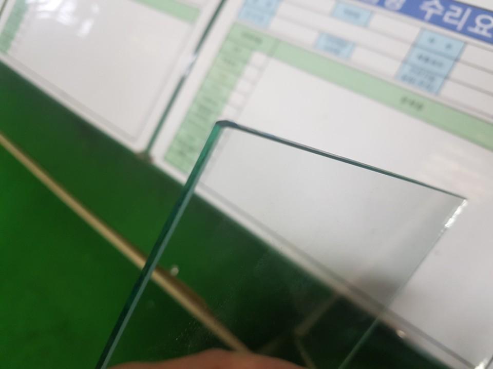 3mm 4mm costo per piede quadrato per frigorifero mensola in vetro ...