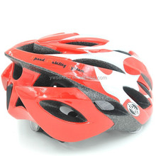 Wholesale 2015 new gift Eco-friendly EPS Material in Mould dirt Bicycle helmet for sale